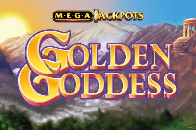 MegaJackpots Golden Goddess Slot Review Logo
