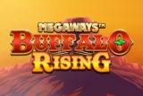 Megaways Buffalo Rising Mobile Slot Logo