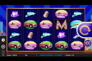 Monopoly Big Money Reel Mobile Slot Machine