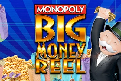 Monopoly Big Money Reel Slot Logo