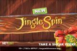 New NetEnt Jingle Spin Mobile Slot Coming November 2018
