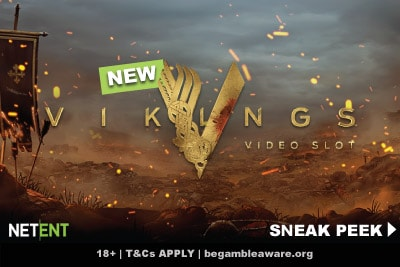 New NetEnt Vikings Video Slot Coming Nov 2018