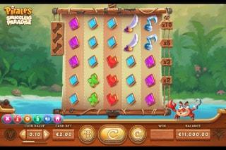 Pirates Smugglers Paradise Mobile Slot Game