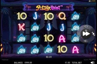 Polterheist Slot Machine