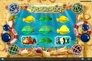 Splashtastic Mobile Slot Game