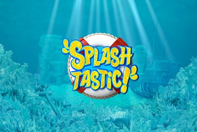 Splashtastic Mobile Slot Logo