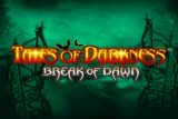Tales of Darkness Break of Dawn Mobile Slot Logo