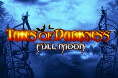 Tales of Darkness Full Moon Slot Logo