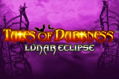 Tales of Darkness Lunar Eclipse Slot Logo