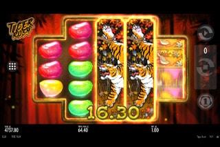 Tiger Rush Slot Free Spins