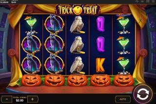 Trick O Treat Mobile Slot Machine