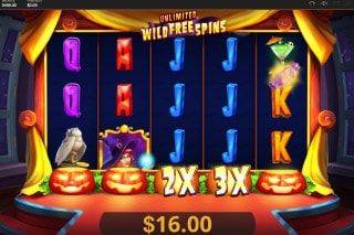 Trick O Treat Mobile Slot Free Spins