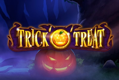 Trick O Treat Slot Logo