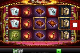 Tricky Trio Mobile Slot Machine