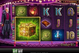 Tricky Trio Mobile Slot Bonus Game