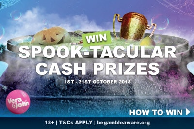 Win Real Money Prizes In Vera&John Casino Tournaments