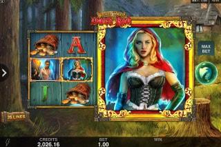 Wicked Tales Dark Red Slot Mega Symbols