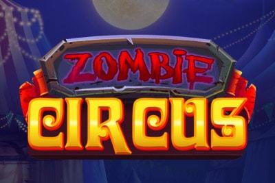 Zombie Circus Mobile Slot Logo