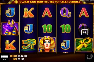 Ancient Egypt Classic Mobile Slot Game