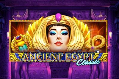 Ancient Egypt Classic Mobile Slot Logo