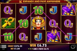 Ancient Egypt Classic Slot Win