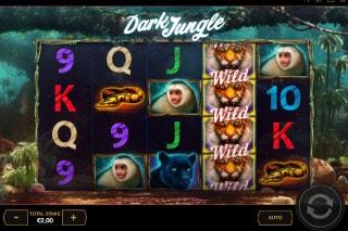 Dark Jungle Mobile Slot Machine