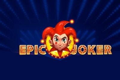 Epic Joker Mobile Slot Logo