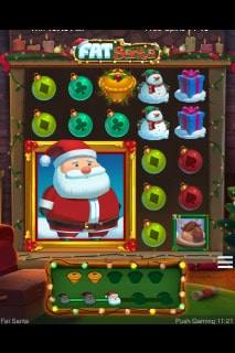 Fat Santa Slot Free Spins Wilds