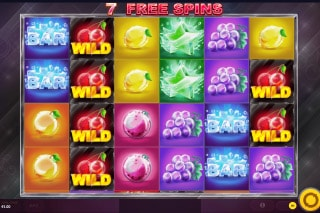 Fruit Blox Slot Free Spins
