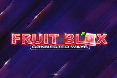 Fruit Blox Mobile Slot Logo
