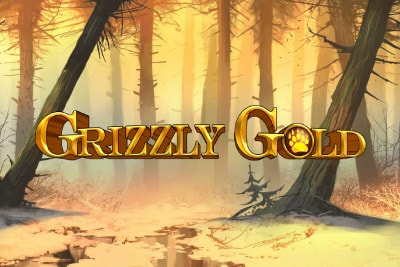 Grizzly Gold Mobile Slot Logo