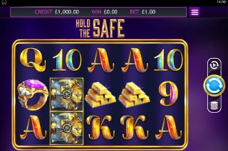 Hold The Safe Mobile Slot Machine