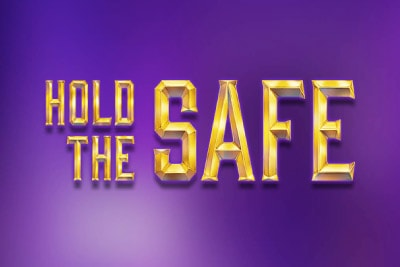 Hold The Safe Mobile Slot Logo