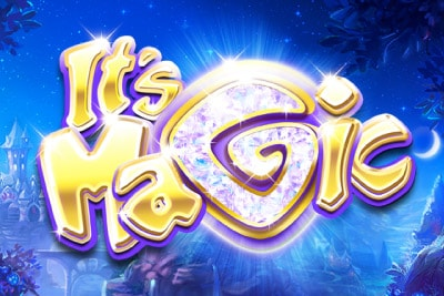 It's Magic Mobile Slot Logo