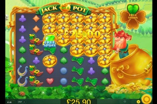 Jack In A Pot Mobile Slot Big Win