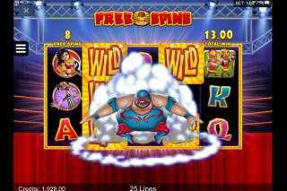 Lucha Legends Slot Free Spins