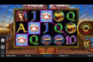 Mermaid Queen Mobile Slot Win