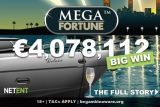 German Player Wins NetEnt Mega Fortune Jackpot