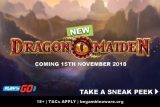 New Dragon Maiden Mobile Slot Machine by Play'n GO