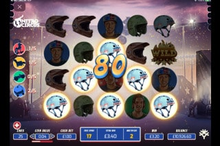 Nitro Circus Slot Machine