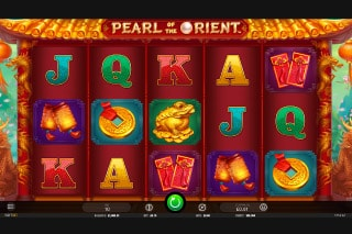 Pearl of the Orient Mobile Slot Game