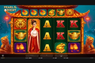 Pearl of the Orient Mobile Slot Free Spins