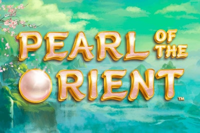 Pearl of the Orient Mobile Slot Logo