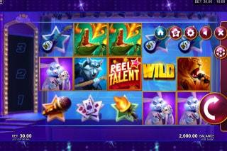 Reel Talent Mobile Slot Game