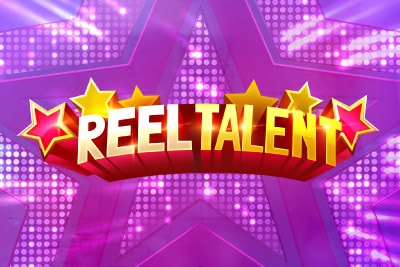 Reel Talent Mobile Slot Logo