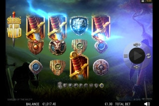Shields Of The Wild Slot Game