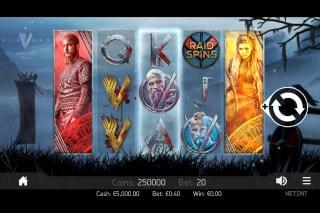 Vikings Mobile Slot Game