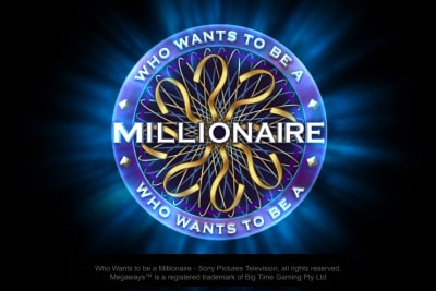Who Wants To Be A Millionaire Mobile Slot Logo
