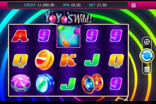 Yo Yos Wild Mobile Slot Game