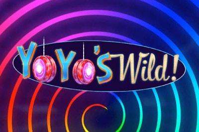 Yo Yos Wild Slot Logo